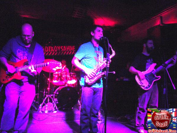 Kadıköy Sahne gruplar müzisyenler konser